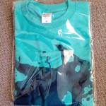 bluePaint t-shirt ブルーペイント ティシャツ
